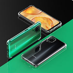 Coque Ultra Fine TPU Souple Transparente T02 pour Huawei Nova 7i Clair