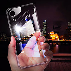 Coque Ultra Fine TPU Souple Transparente T02 pour Huawei Y6 (2019) Clair