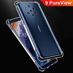 Coque Ultra Fine TPU Souple Transparente T02 pour Nokia 9 PureView Clair
