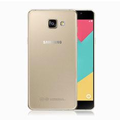 Coque Ultra Fine TPU Souple Transparente T02 pour Samsung Galaxy A5 (2017) Duos Clair