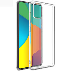 Coque Ultra Fine TPU Souple Transparente T02 pour Samsung Galaxy A51 5G Clair