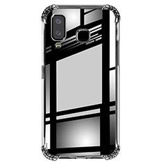 Coque Ultra Fine TPU Souple Transparente T02 pour Samsung Galaxy A8 Star Clair