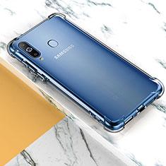 Coque Ultra Fine TPU Souple Transparente T02 pour Samsung Galaxy A8s SM-G8870 Clair