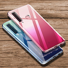 Coque Ultra Fine TPU Souple Transparente T02 pour Samsung Galaxy A9s Clair