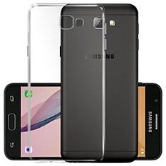Coque Ultra Fine TPU Souple Transparente T02 pour Samsung Galaxy J5 Prime G570F Clair