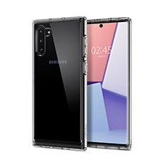 Coque Ultra Fine TPU Souple Transparente T02 pour Samsung Galaxy Note 10 Clair