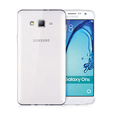 Coque Ultra Fine TPU Souple Transparente T02 pour Samsung Galaxy On5 Pro Clair