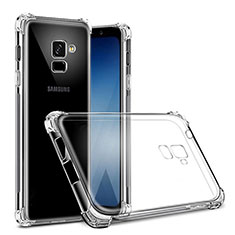 Coque Ultra Fine TPU Souple Transparente T02 pour Samsung Galaxy On6 (2018) J600F J600G Clair