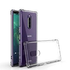 Coque Ultra Fine TPU Souple Transparente T02 pour Sony Xperia 1 Clair