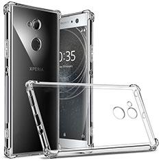 Coque Ultra Fine TPU Souple Transparente T02 pour Sony Xperia L2 Clair