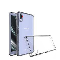 Coque Ultra Fine TPU Souple Transparente T02 pour Sony Xperia L3 Clair