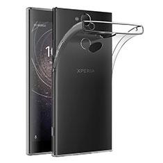 Coque Ultra Fine TPU Souple Transparente T02 pour Sony Xperia XA2 Plus Clair