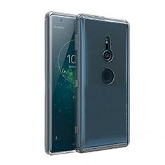 Coque Ultra Fine TPU Souple Transparente T02 pour Sony Xperia XZ2 Clair