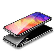 Coque Ultra Fine TPU Souple Transparente T02 pour Xiaomi Mi 9 Lite Clair