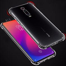 Coque Ultra Fine TPU Souple Transparente T02 pour Xiaomi Mi 9T Clair