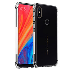 Coque Ultra Fine TPU Souple Transparente T02 pour Xiaomi Mi Mix 2S Clair