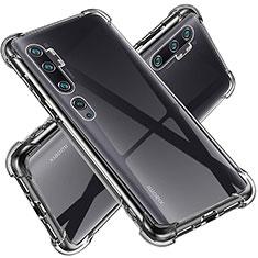 Coque Ultra Fine TPU Souple Transparente T02 pour Xiaomi Mi Note 10 Clair