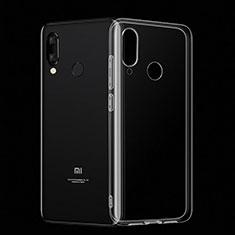Coque Ultra Fine TPU Souple Transparente T02 pour Xiaomi Mi Play 4G Clair