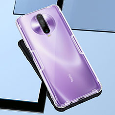 Coque Ultra Fine TPU Souple Transparente T02 pour Xiaomi Poco X2 Clair