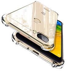 Coque Ultra Fine TPU Souple Transparente T02 pour Xiaomi Redmi 6 Clair