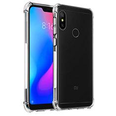 Coque Ultra Fine TPU Souple Transparente T02 pour Xiaomi Redmi 6 Pro Clair