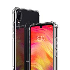 Coque Ultra Fine TPU Souple Transparente T02 pour Xiaomi Redmi 7 Clair