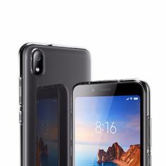 Coque Ultra Fine TPU Souple Transparente T02 pour Xiaomi Redmi 7A Clair