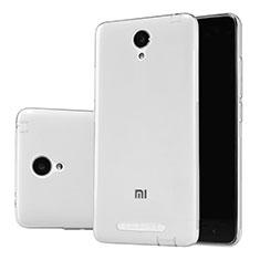 Coque Ultra Fine TPU Souple Transparente T02 pour Xiaomi Redmi Note 2 Clair