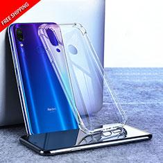 Coque Ultra Fine TPU Souple Transparente T02 pour Xiaomi Redmi Note 7 Pro Clair