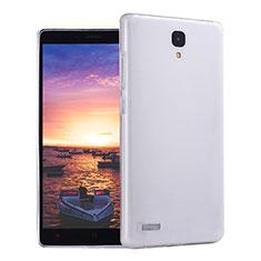 Coque Ultra Fine TPU Souple Transparente T02 pour Xiaomi Redmi Note Clair