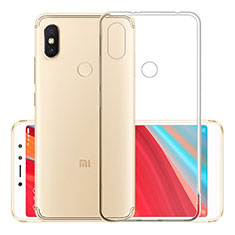 Coque Ultra Fine TPU Souple Transparente T02 pour Xiaomi Redmi Y2 Clair