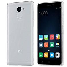 Coque Ultra Fine TPU Souple Transparente T03 pour Xiaomi Redmi 4 Standard Edition Clair