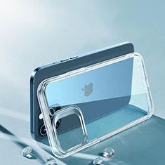 Coque Ultra Fine TPU Souple Transparente T06 pour Apple iPhone 12 Pro Max Clair