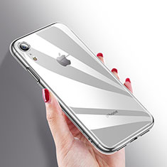 Coque Ultra Fine TPU Souple Transparente T06 pour Apple iPhone XR Clair