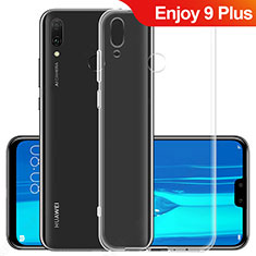 Coque Ultra Fine TPU Souple Transparente T06 pour Huawei Enjoy 9 Plus Clair