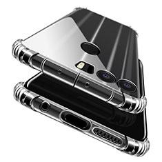 Coque Ultra Fine TPU Souple Transparente T06 pour Huawei Honor 8 Clair