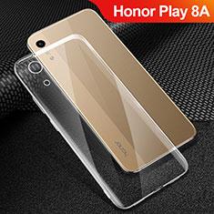 Coque Ultra Fine TPU Souple Transparente T06 pour Huawei Honor Play 8A Clair