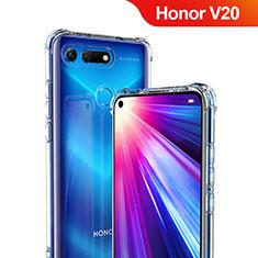 Coque Ultra Fine TPU Souple Transparente T06 pour Huawei Honor V20 Clair