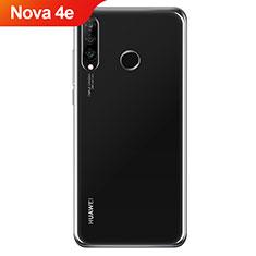 Coque Ultra Fine TPU Souple Transparente T06 pour Huawei Nova 4e Clair