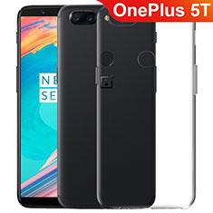Coque Ultra Fine TPU Souple Transparente T06 pour OnePlus 5T A5010 Clair
