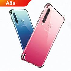 Coque Ultra Fine TPU Souple Transparente T06 pour Samsung Galaxy A9s Clair