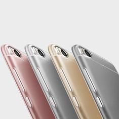 Coque Ultra Fine TPU Souple Transparente T06 pour Xiaomi Mi 5S 4G Clair