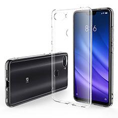 Coque Ultra Fine TPU Souple Transparente T06 pour Xiaomi Mi 8 Lite Clair