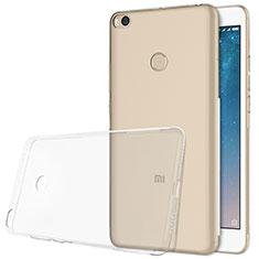Coque Ultra Fine TPU Souple Transparente T06 pour Xiaomi Mi Max 2 Clair