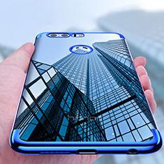 Coque Ultra Fine TPU Souple Transparente T08 pour Huawei Honor 8 Clair