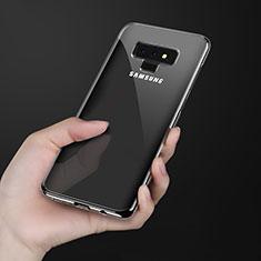 Coque Ultra Fine TPU Souple Transparente T08 pour Samsung Galaxy Note 9 Noir