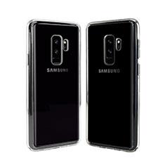 Coque Ultra Fine TPU Souple Transparente T08 pour Samsung Galaxy S9 Plus Clair