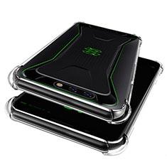 Coque Ultra Fine TPU Souple Transparente T08 pour Xiaomi Black Shark Clair