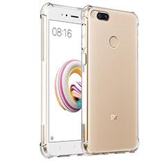 Coque Ultra Fine TPU Souple Transparente T08 pour Xiaomi Mi 5X Clair