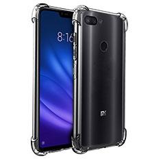 Coque Ultra Fine TPU Souple Transparente T08 pour Xiaomi Mi 8 Lite Clair